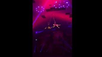 В России цирковой артист попал в реанимацию после падения на выступлении