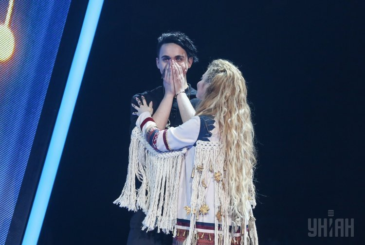 Финал отбора на Евровидение-2018