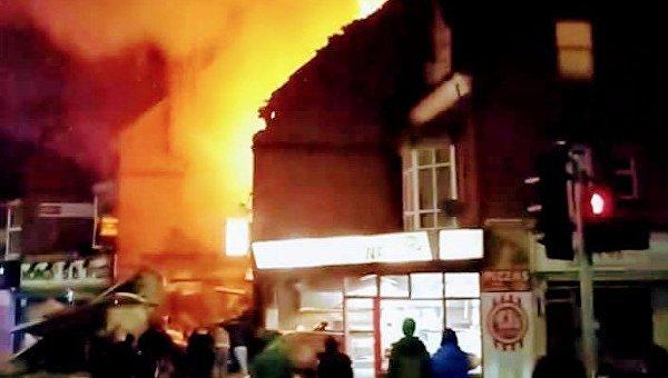 Четверо пострадали в итоге взрыва вЛестере