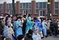 Крестный ход УПЦ в Запорожье