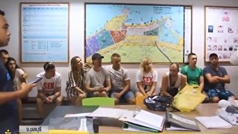 В Таиланде задержали десять россиян за нелегальный секс-тренинг
