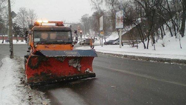 Киев снял ограничения на заезд фургонов
