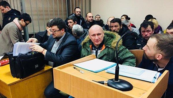 Николай Коханивский в Святошинском райсуде