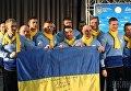 Украинские спортсмены-паралимпийцы