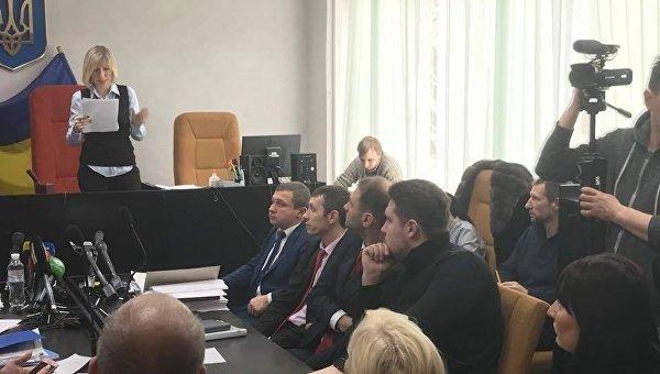 Суд по делу о смертельном ДТП в Харькове