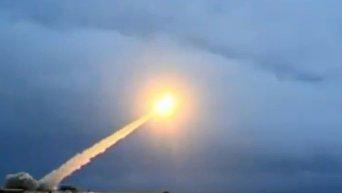 Путин показал кадры испытания российской ракеты с ядерной энергоустановкой. Видео