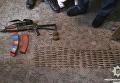 Арсенал оружия в квартире жителя Кривого Рога
