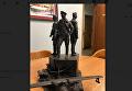 Проект памятника советским летчикам в Элизабет-Сити