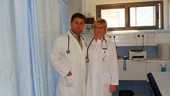 Семейная пара Татьяна и Андрей Коваль