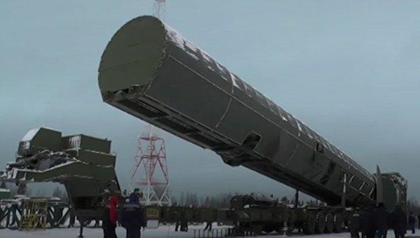 Новейшее вооружение РФ