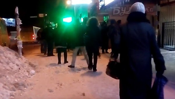В Запорожье боец АТО спровоцировал драку на остановке маршрутки
