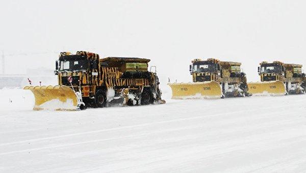 Непогода вУкраинском государстве: «Борисполь» отменил несколько рейсов