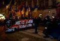 Появилось видео шествия националистов по Львову. Видео