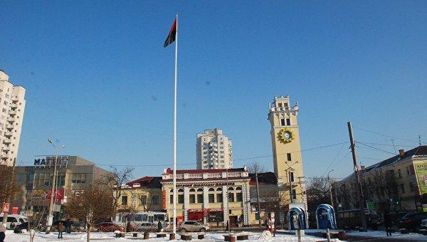 Центральная площадь Хмельницкого