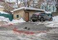 В Киеве на улице Лютеранской убили мужчину. Архивное фото