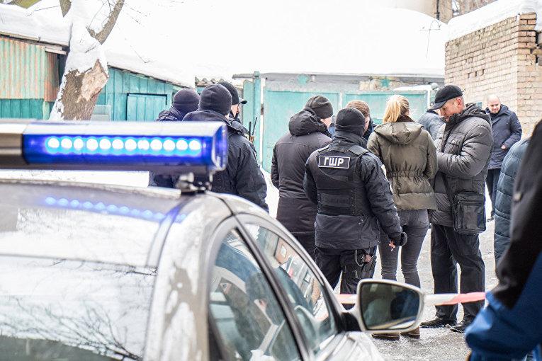В Киеве на улице Лютеранской убили мужчину