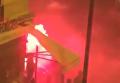 Погром фанатов ПСЖ. Появилось видео взрывов в Париже. Видео