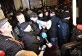 Блокирование концерта певицы Ирины Билык во Львове