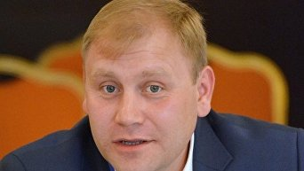 Народный депутат Украины Максим Курячий