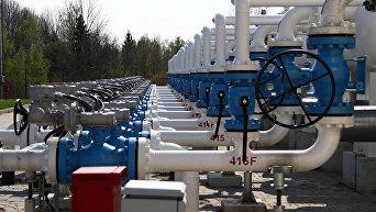 Газовое хранилище в Инчукалнсе