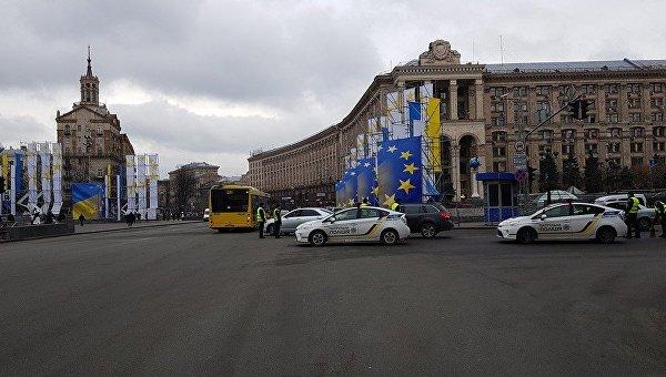 В Киеве 8 марта перекрыт Крещатик для Большого женского ралли
