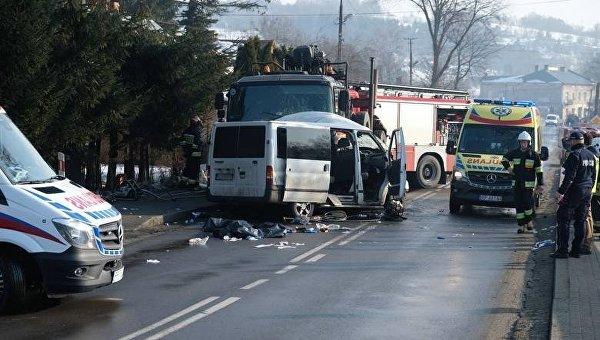 Смертельно ДТП в Польше, погибли украинцы