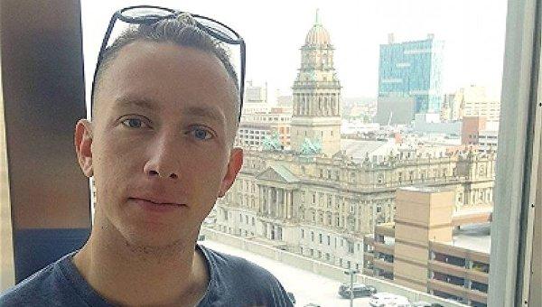 Украинец Назар Семчишин, более 6 лет проживающий в США
