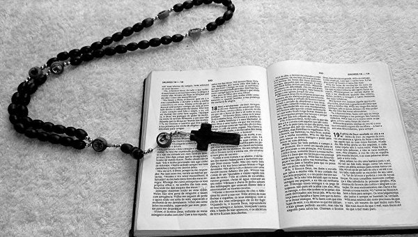 Крест и Библия