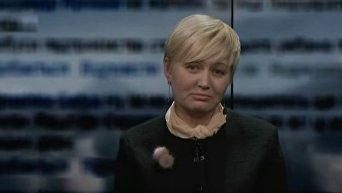 Лариса Ницой об Арсене Авакове. Видео