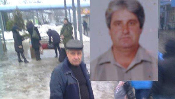 Водитель автобуса Мариуполь - Святогорск