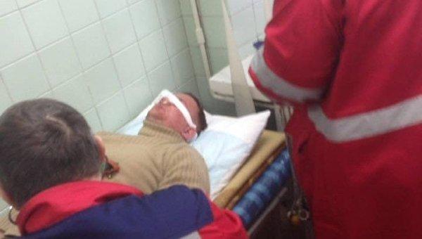 В Киеве жестоко избили нардепа Левченко