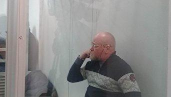 Владимир Рубан в суде Киева