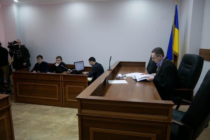 Суд над Владимиром Рубаном