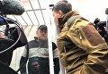 Савченко на суде у Рубана