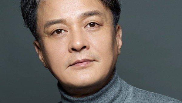 Южнокорейский актер Чо Мин-Ки
