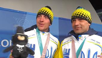 Украина оказалась на 4 месте в общемедальном зачете Паралимпиады