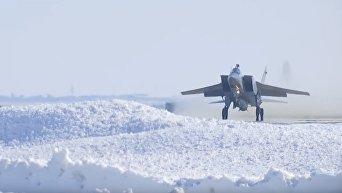Минобороны России показало пуск гиперзвуковой ракеты комплекса Кинжал. Видео