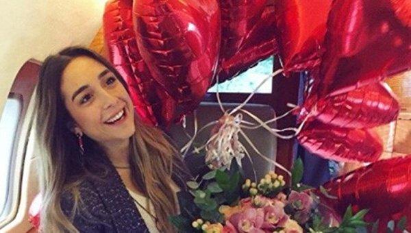 Мина Башаран, погибшая в авиакатастрофе в Иране