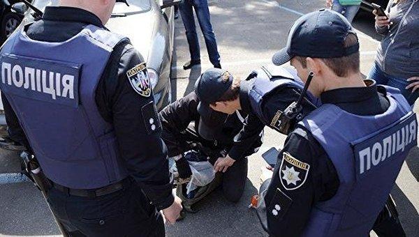 Полицейские. Архивное фото
