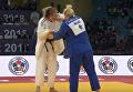 Украинская дзюдоистка победила на Гран-при в Марокко. Видео