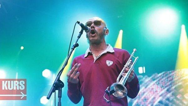 Украинский музыкант Сергей Шваюк задержан в Греции за перевозку нелегалов