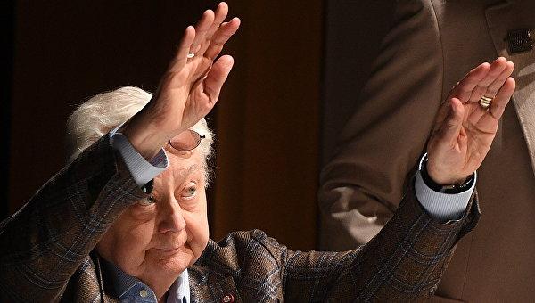 Олег Табаков. Архивное фото
