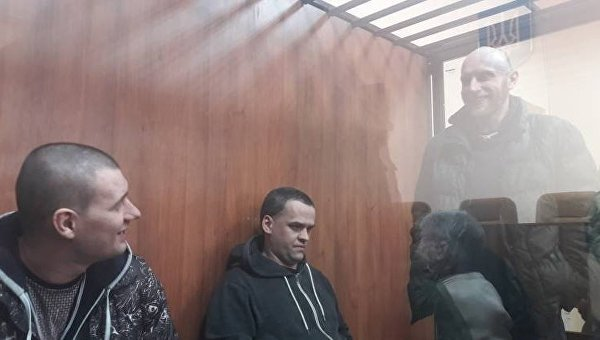 Суд по делу Харьковских партизан