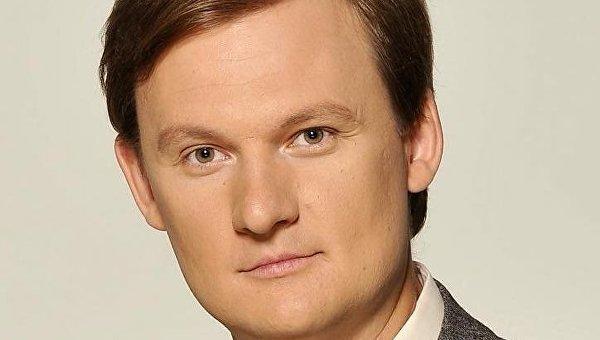Украинский телеведущий Олесь Терещенко