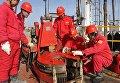 Работники китайской компании начали бурение газовой скважины в Полтавской области
