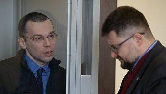 Судебное заседание по делу Муравицкого, 13 марта 2018 года