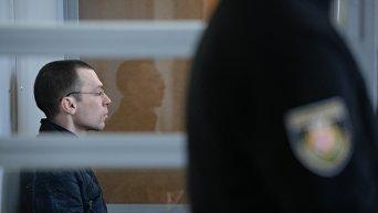 Судебное заседание по делу Василия Муравицкого