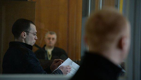 Судебное заседание по делу Муравицкого. Архивное фото