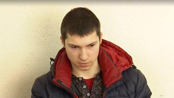 11-классник Валентин Земцов, убивший семью в Павлограде