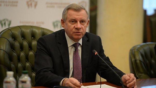 И.о. главы НБУ Яков Смолий